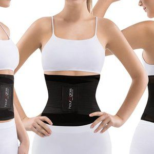 Genie Hour Glass waist training belt L/XL